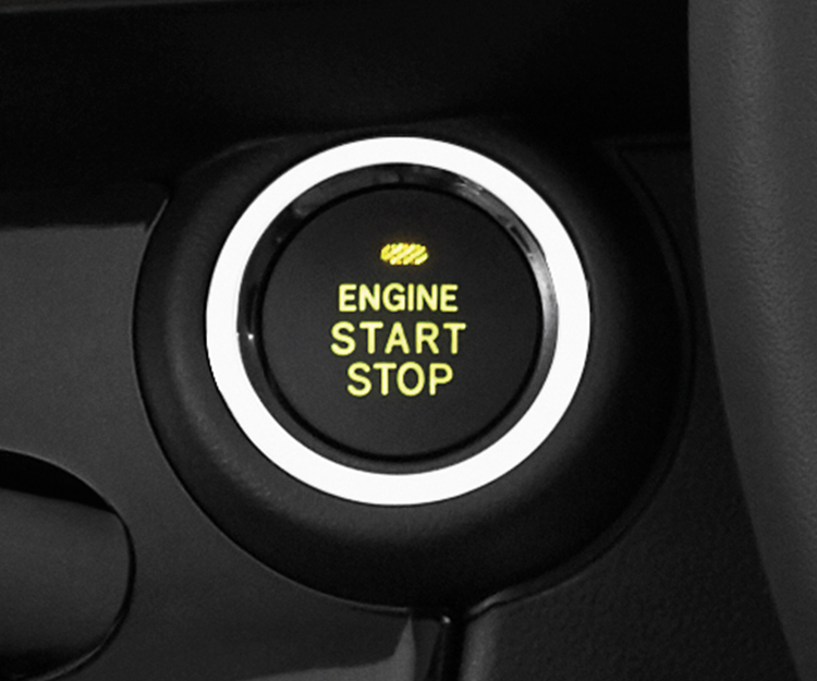 Push start/stop ignition