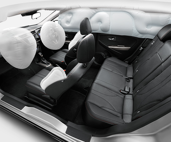 4 Airbags/6 Airbags