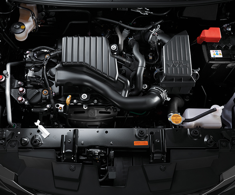 1.3L & 1.5L Dual VVT-i EEV Engines
